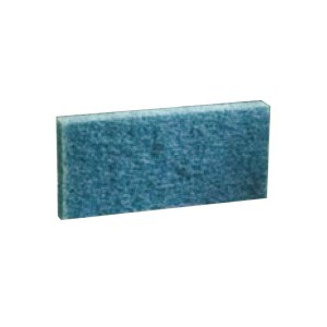 Handpad blau
